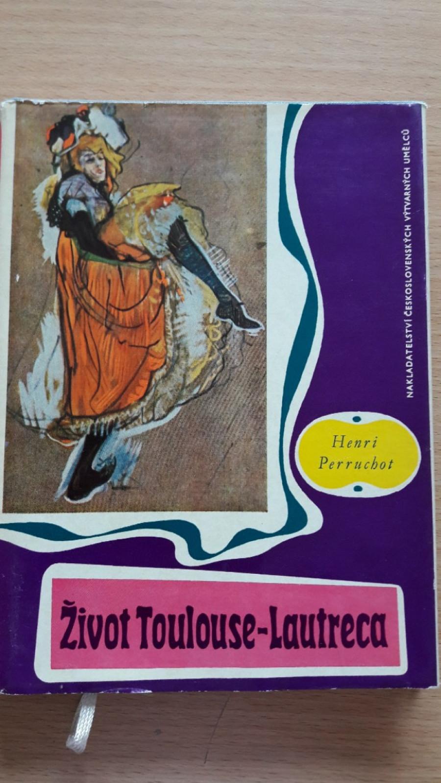 Henri Perruchot: Život Toulouse-Lautreca