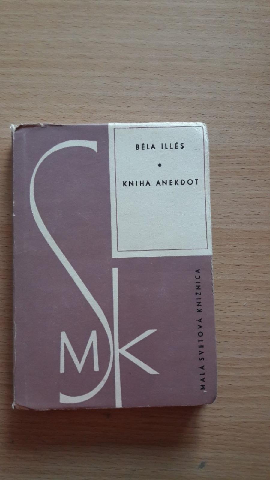 Béla Illés: Kniha anekdot