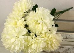 Kytica chryzantéma x9  JX2094-CR