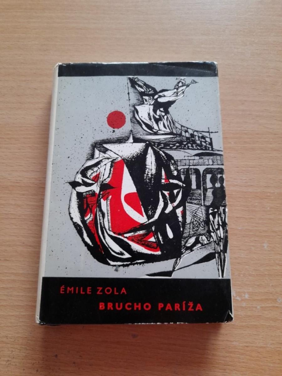 Émile Zola: Brucho Paríža