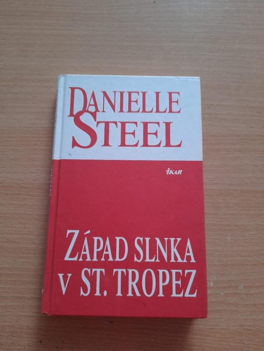 Danielle Steel: Západ slnka v St. Tropez
