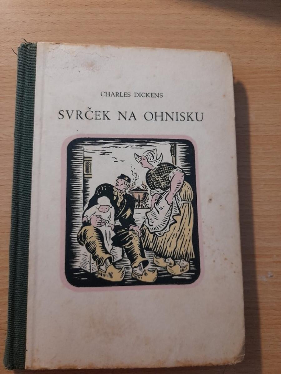 Charles Dickens: Svrček na ohnisku