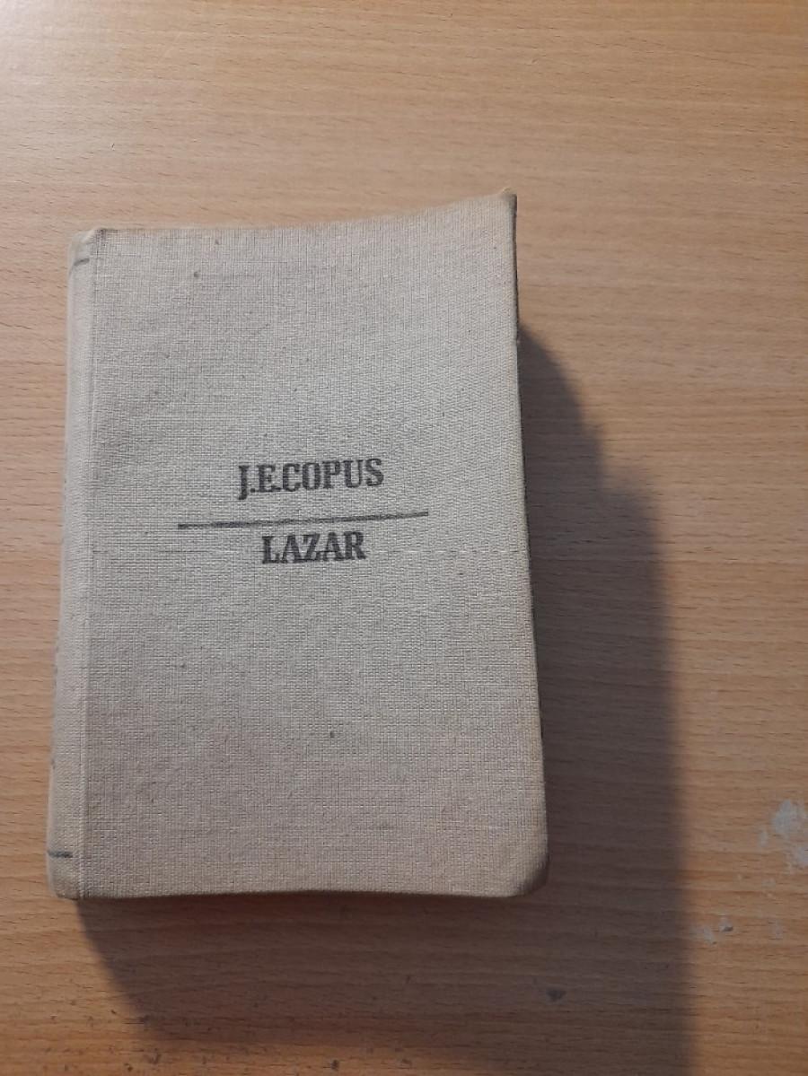 J. E. Copus: Lazar