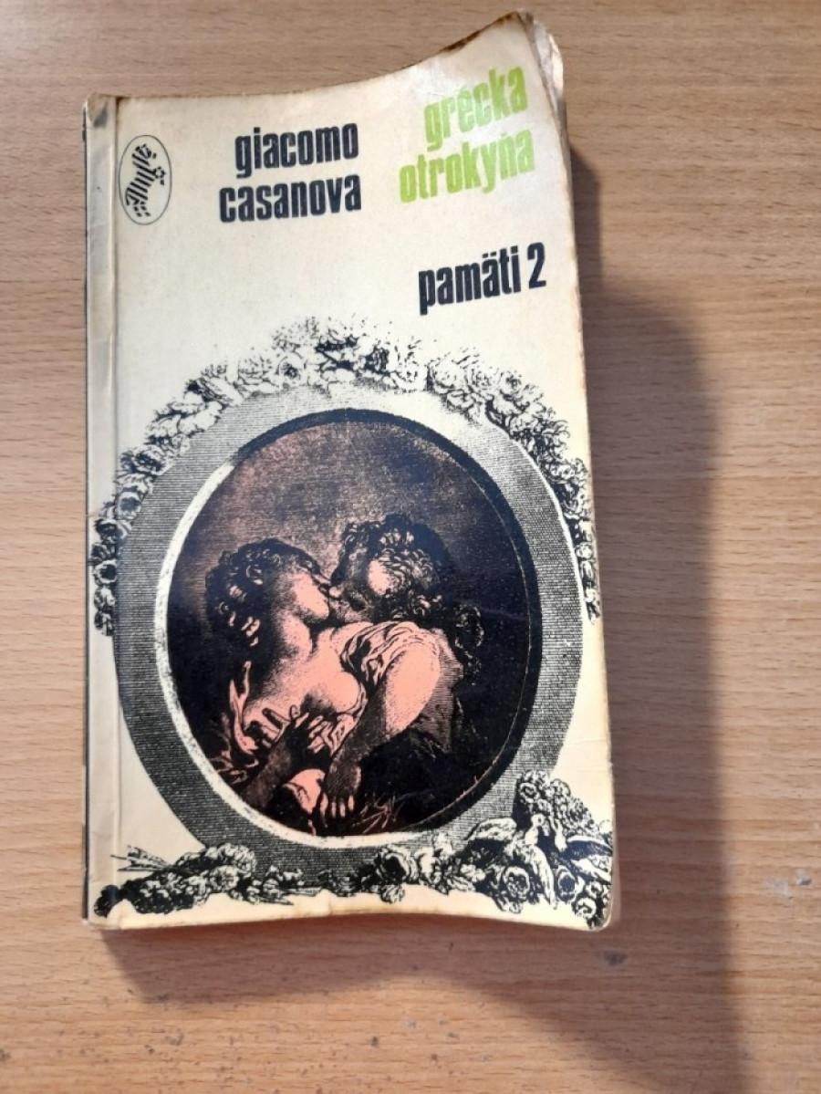Giacomo Casanova: Pamäti 2 a 4