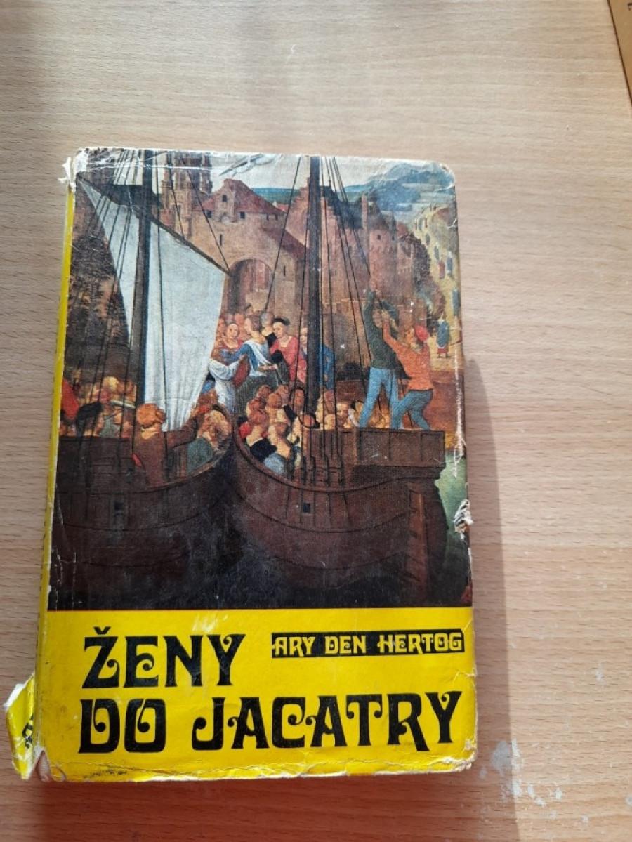 Ary den Hertog: Ženy do Jacatry