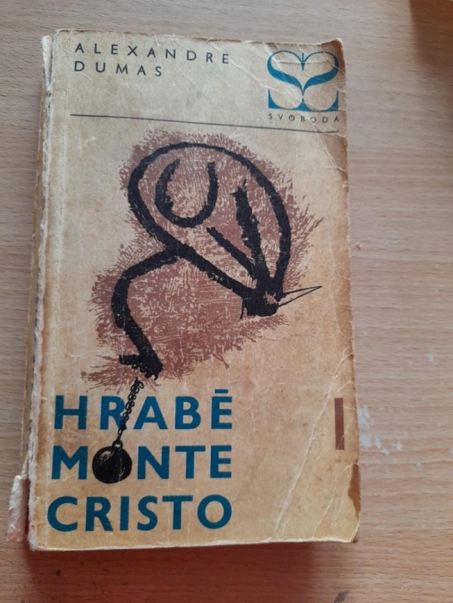 Alexandre Dumas: Hrabě Monte Cristo I, II,III