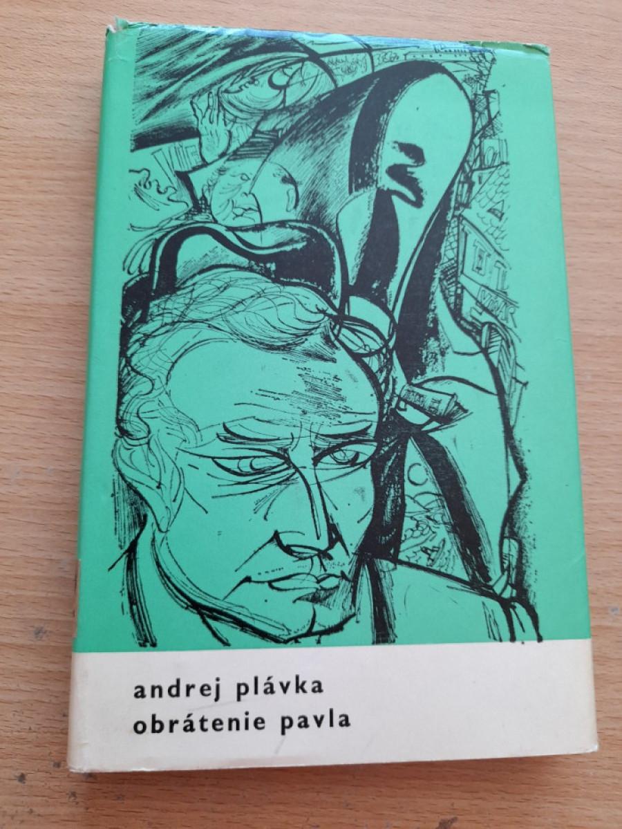 Andrej Plávka: Obrátenie Pavla