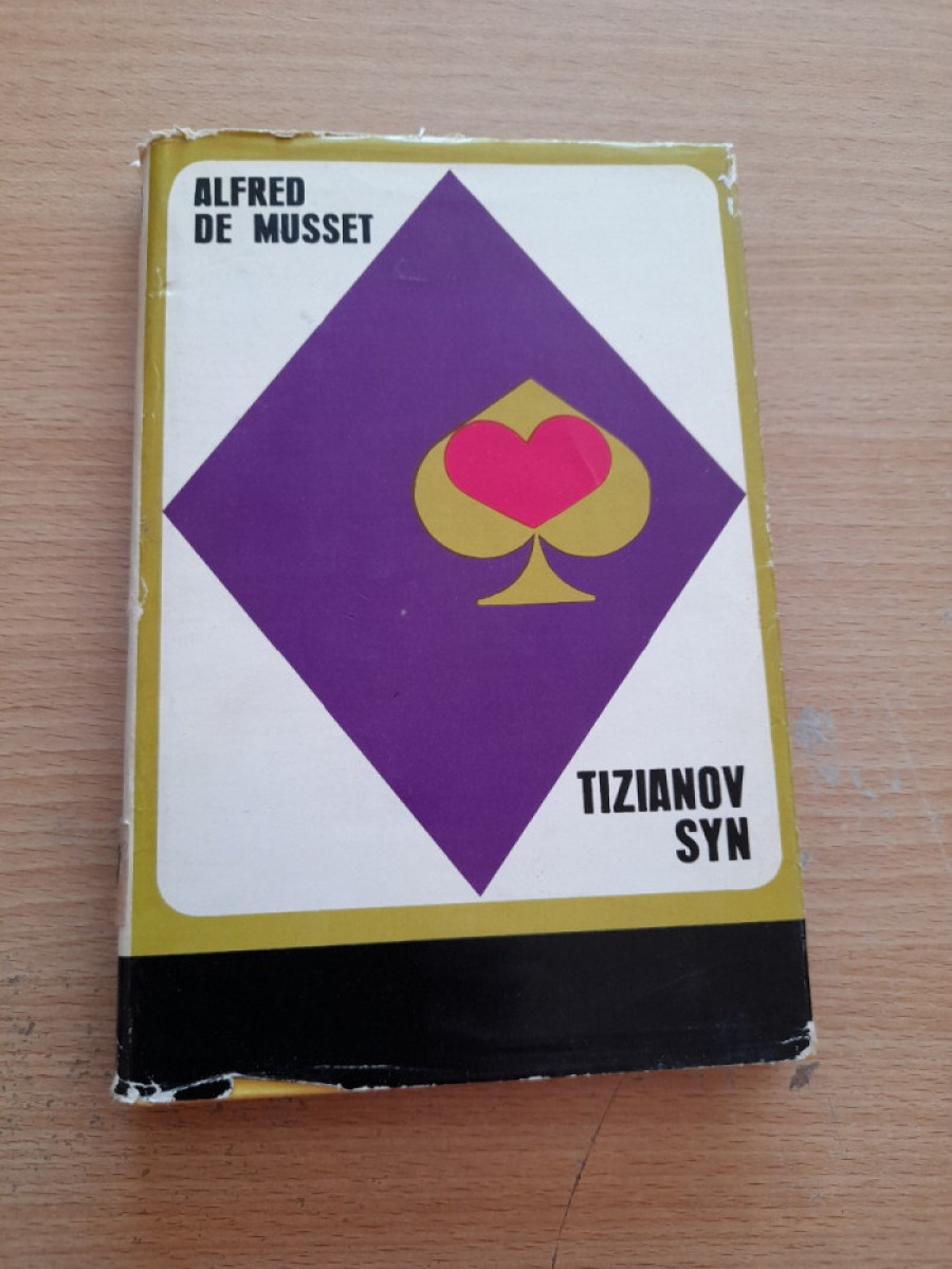 Alfred de Musset: Tizianov syn