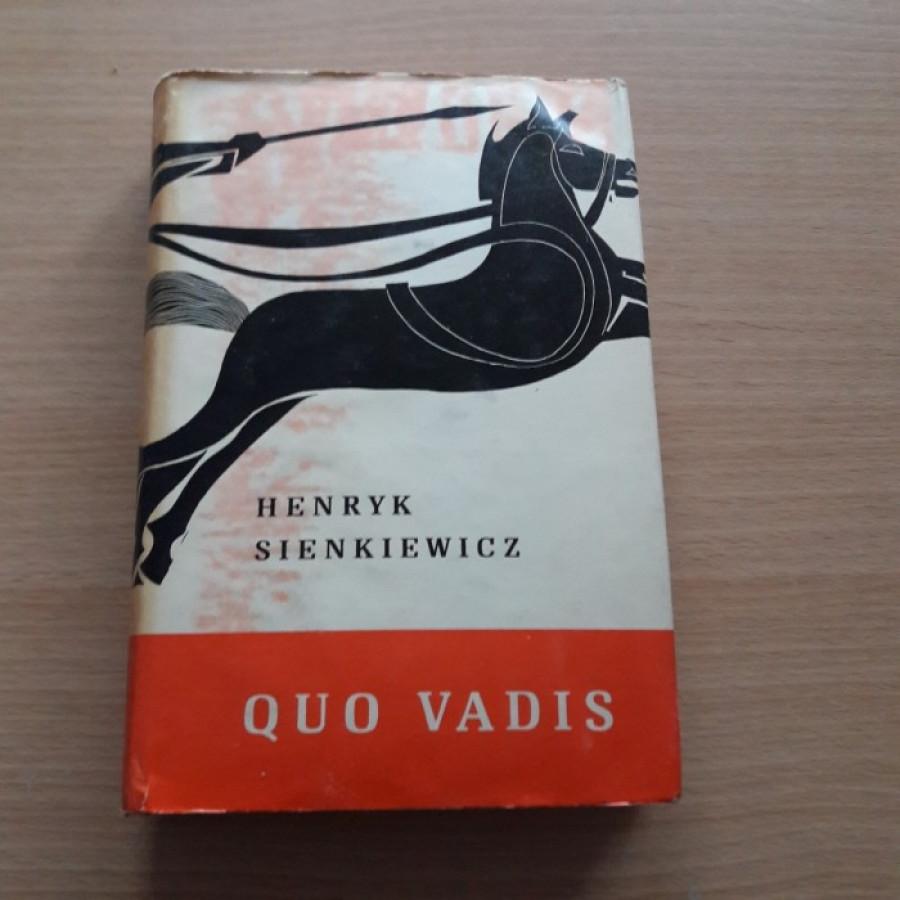 Henryk Sienkiewicz: Quo vadis