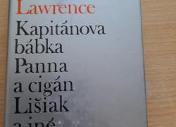 David Herbert Lawrence: Kapitánova bábka a iné