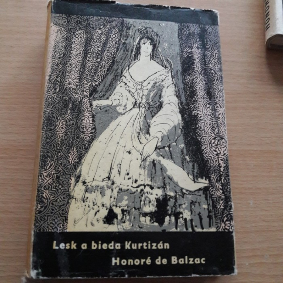 Honoré de Balzac: Lesk a bieda kurtizán